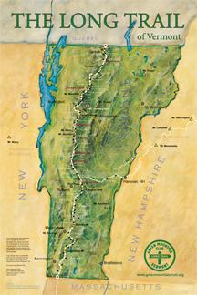 The Long Trail - Green Mountain Club